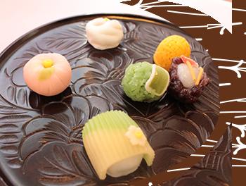 五感と心で楽しむ和菓子づくり